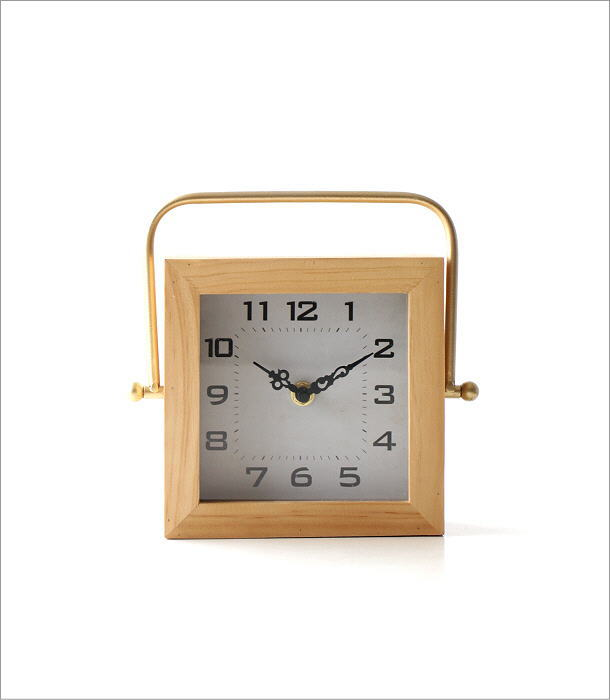 ハンドル置時計 DRDF1290(6)