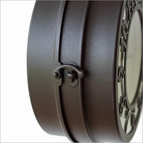 壁掛両面時計 2カラー(4)