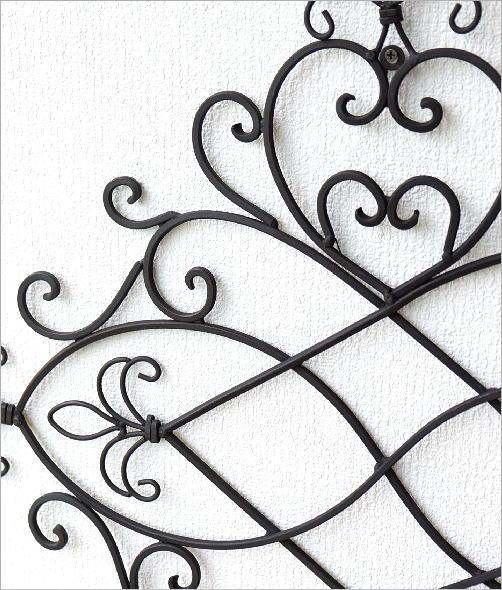 アイアンの壁飾り エンブレム(2)