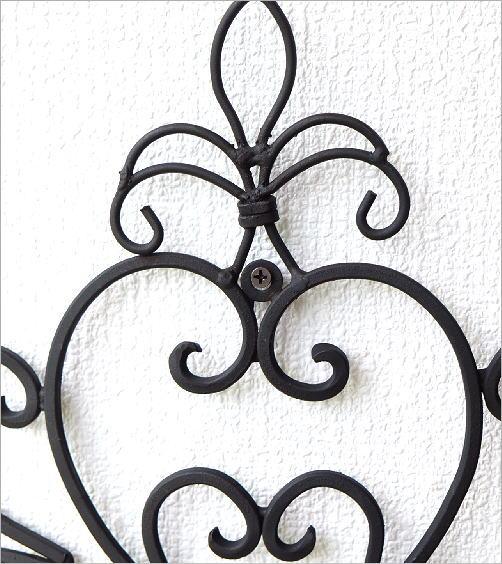 アイアンの壁飾り エンブレム(3)