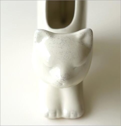 陶器の蚊遣り ネコ(3)
