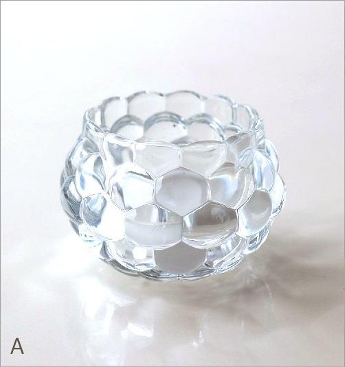 LED付きキャンドルホルダー2カラー(4)