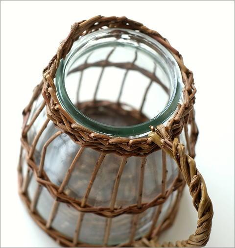 ウィローとガラスのベース B(2)