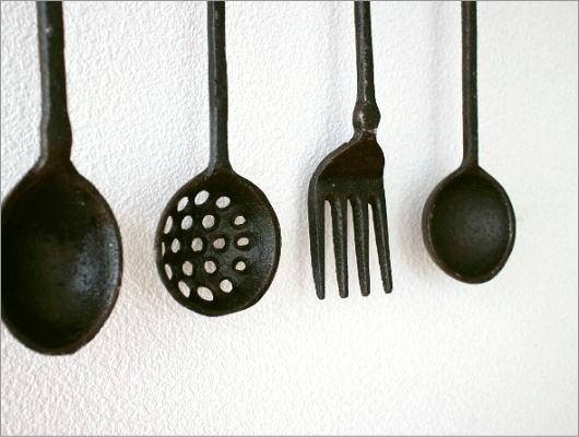 アイアンキッチンミニツールオブジェ(2)