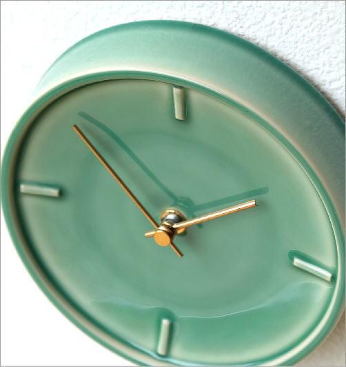 陶器の掛け時計B(2)