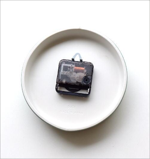陶器の掛け時計B(3)