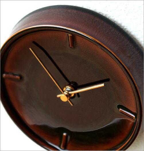 陶器の掛け時計C(2)