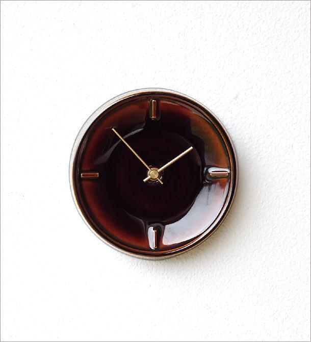陶器の掛け時計C(4)