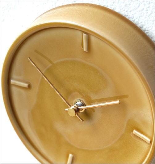 陶器の掛け時計D(2)