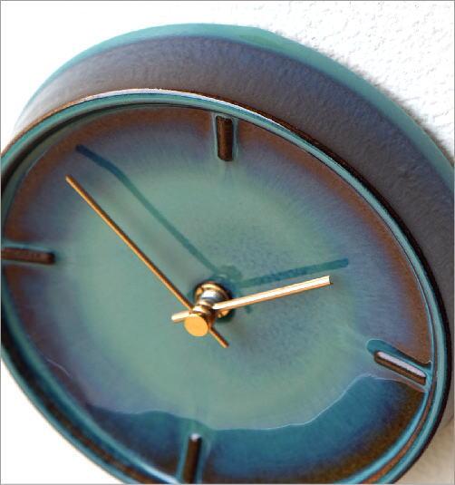陶器の掛け時計A(2)