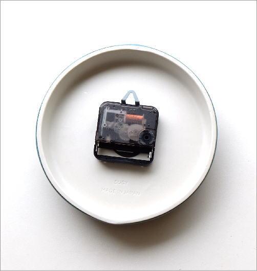 陶器の掛け時計A(3)