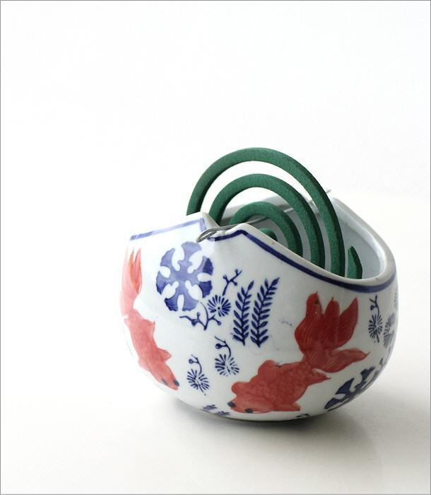 陶器かやり 金魚(1)