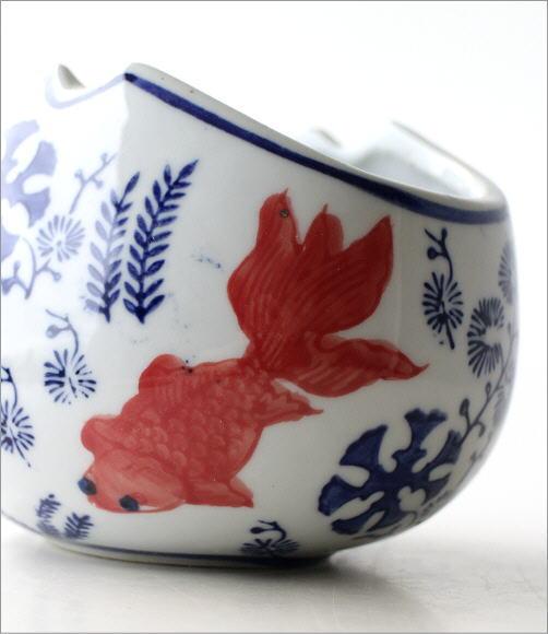 陶器かやり 金魚(2)