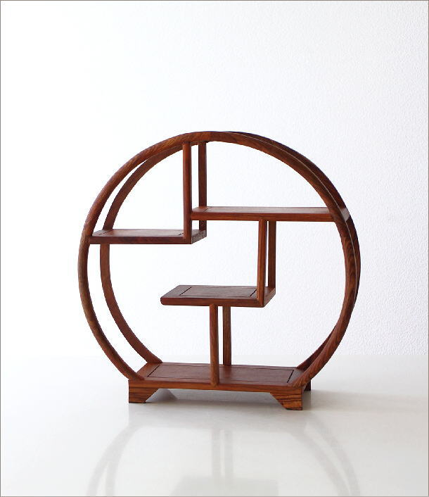 和のコレクション棚 小丸(5)