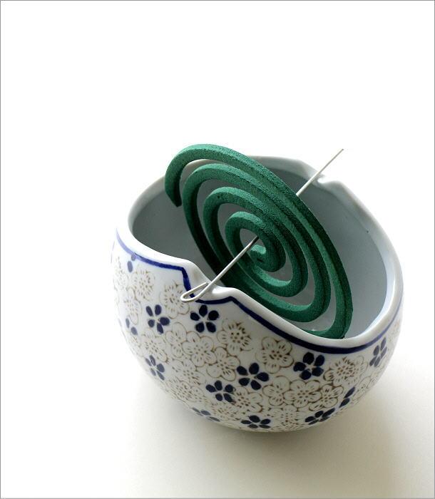 陶器かやり 小花(1)
