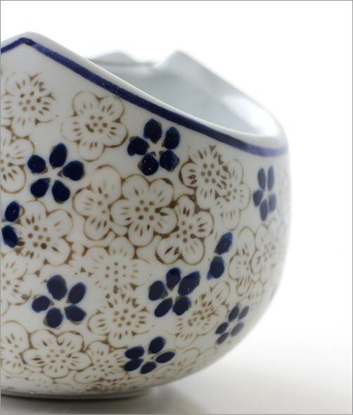 陶器かやり 小花(2)