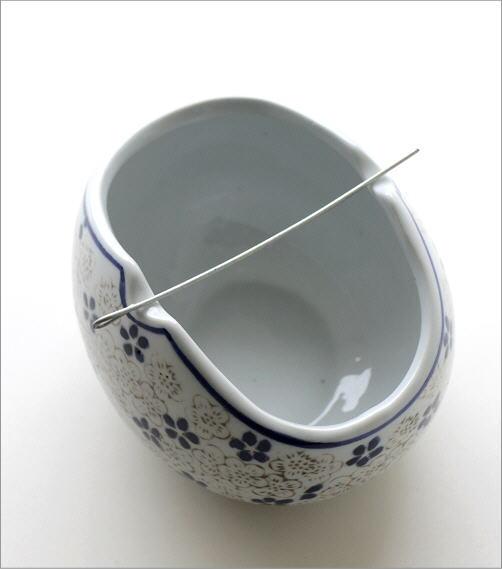 陶器かやり 小花(3)