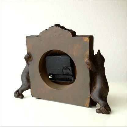 アンティークな時計とネコさん(5)