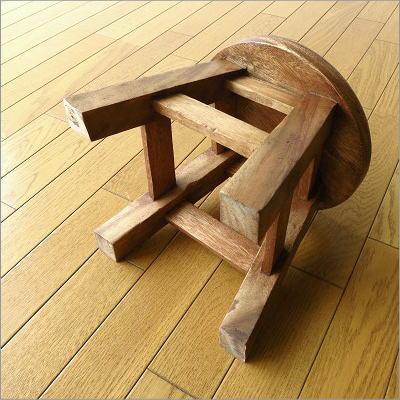 子供椅子 スカーフ白ネコさん(4)