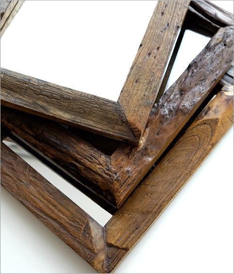 古木のウォールミラー(2)