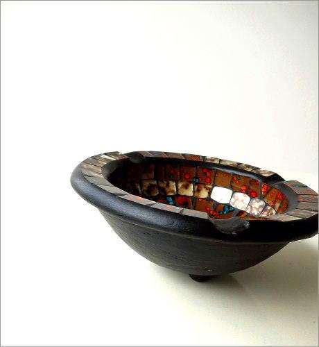 モザイク灰皿(2)