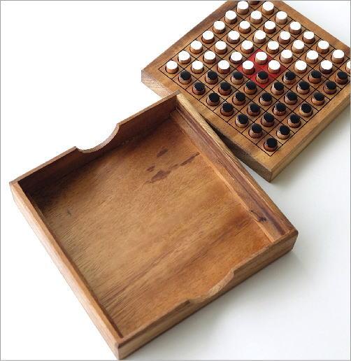 木製バーシ(オセロ)(4)