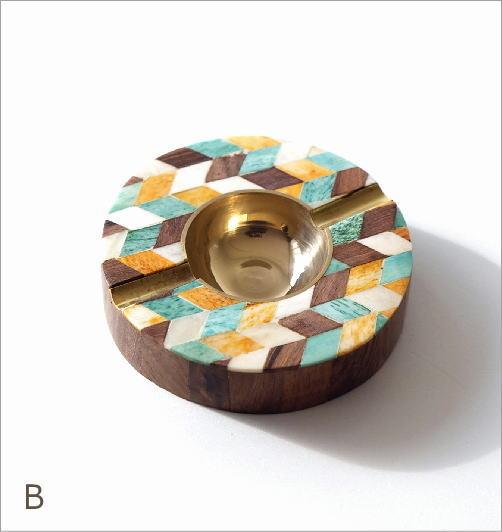 ボーンのサークルアッシュトレイ 3タイプ(4)