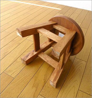 子供椅子 スカーフ黒ネコさん(3)