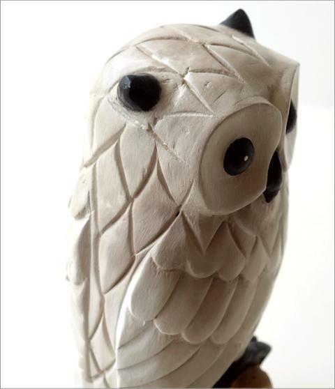 ウッドホワイトフクロウ(3)