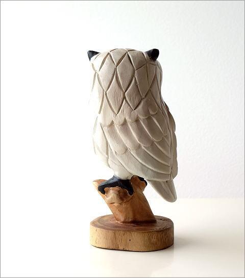 ウッドホワイトフクロウ(4)