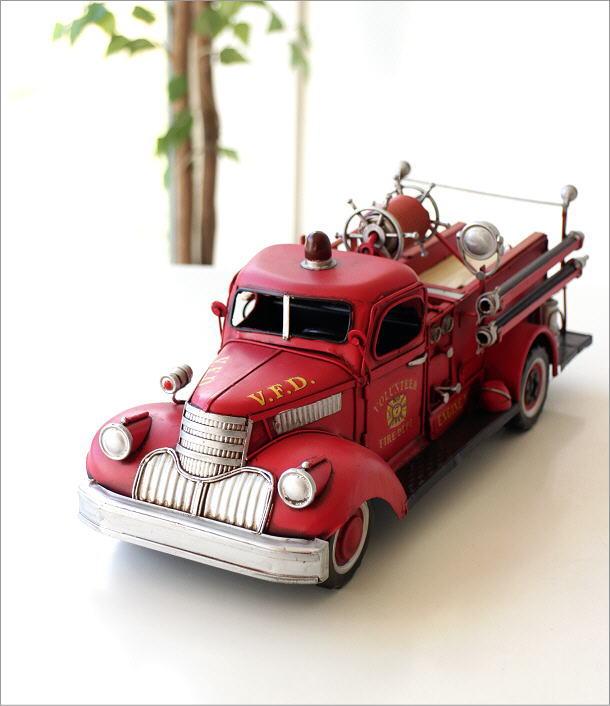 American Nostalgia レトロ消防車(1)