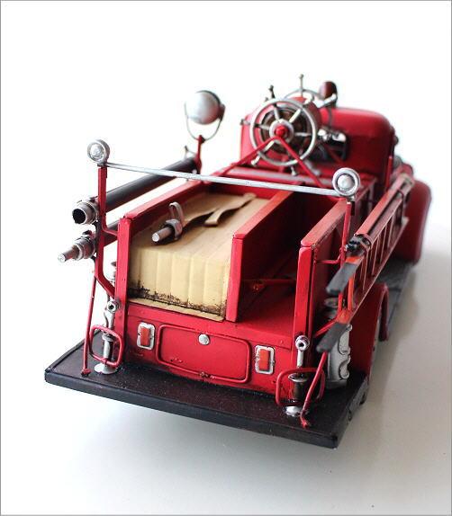 American Nostalgia レトロ消防車(5)