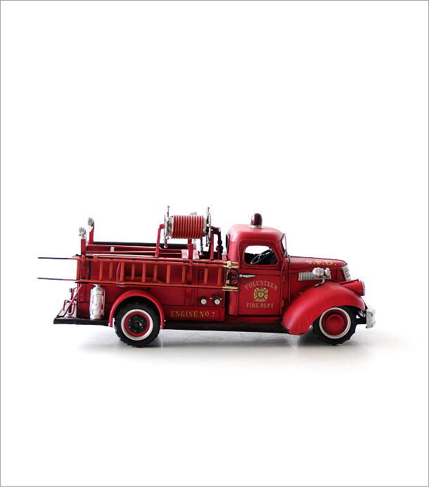 American Nostalgia レトロ消防車(6)