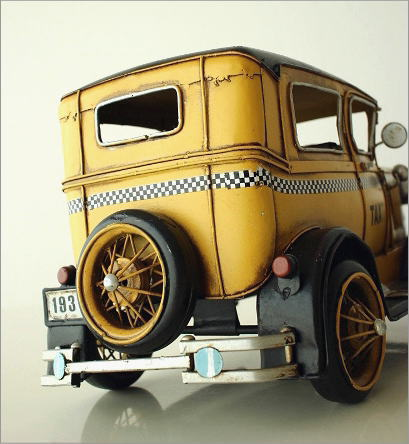 American Nostalgia タクシー(2)