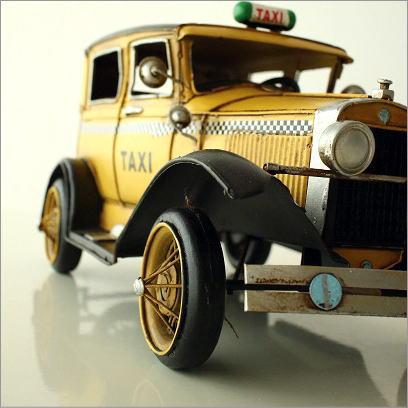 American Nostalgia タクシー(4)