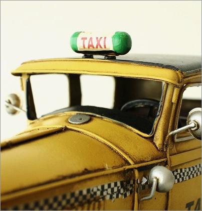 American Nostalgia タクシー(5)