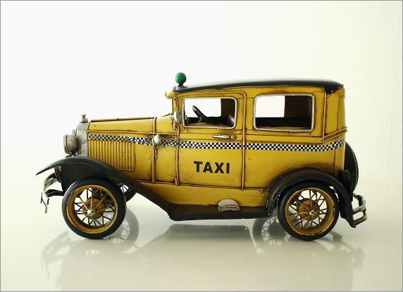 American Nostalgia タクシー(6)