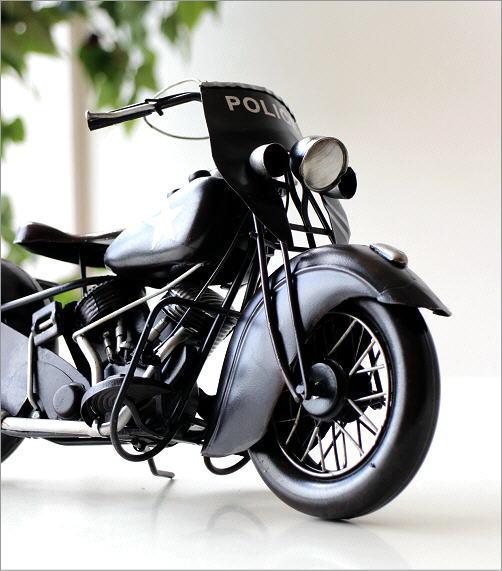 American Nostalgia モーターサイクル ポリス(2)