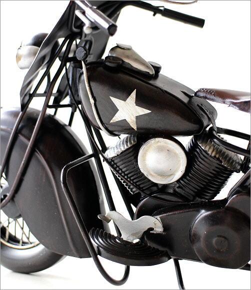 American Nostalgia モーターサイクル ポリス(3)