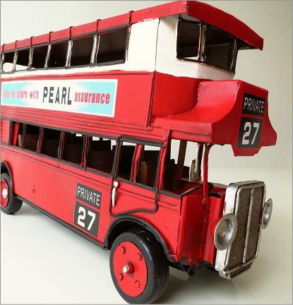 American Nostalgia ロンドンバス(2)