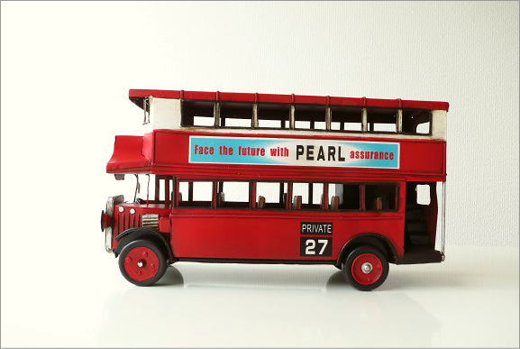 American Nostalgia ロンドンバス(5)