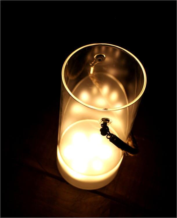 LED付きガラススタンドベース(1)