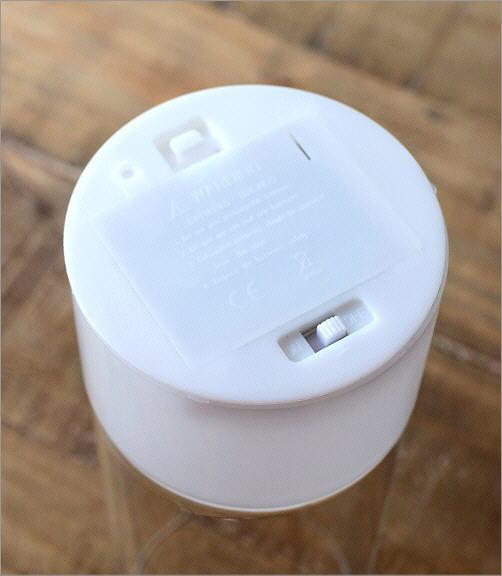 LED付きガラススタンドベース(3)