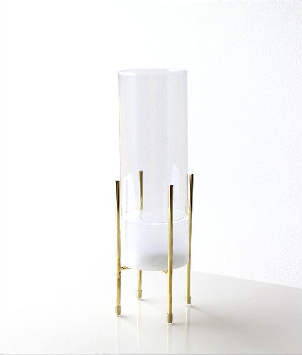 LED付きガラススタンドベース(4)