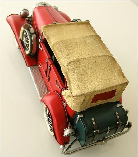 ブリキおもちゃ クラシックカー