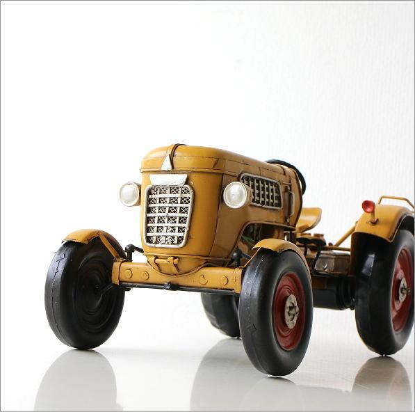 American Nostalgia トラクター(1)