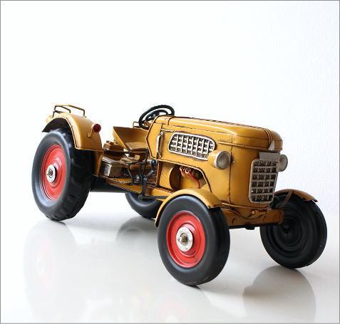 American Nostalgia トラクター(4)