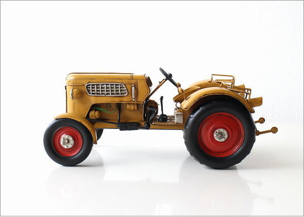 American Nostalgia トラクター(5)