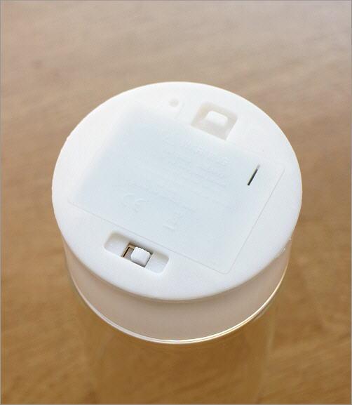 LED付きガラススタンドベース ミドル(4)
