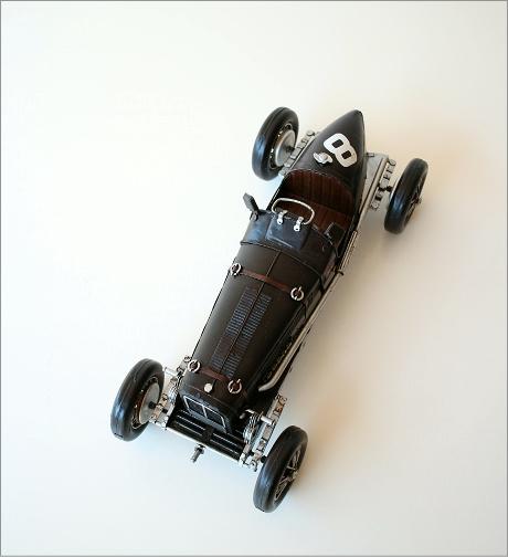 置物 ブリキおもちゃ クラシックカー